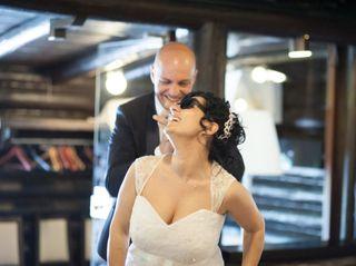 Le nozze di Irvana e Paolo