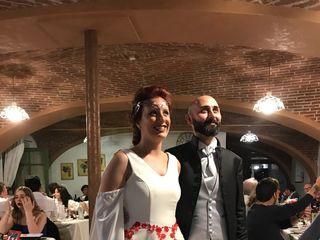 Le nozze di Arianna e Oscar 1