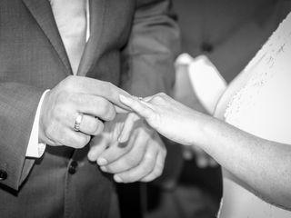 Le nozze di Salvatore e Oana