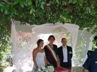 Le nozze di Olga e Claudio 2