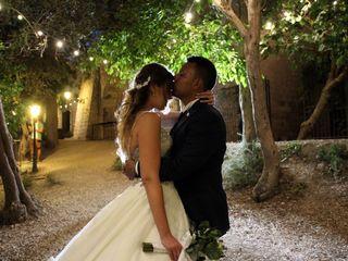 Le nozze di Miryam e Julio