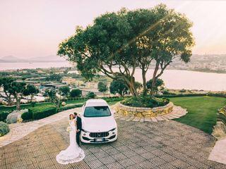 Le nozze di Antonio e Ilaria