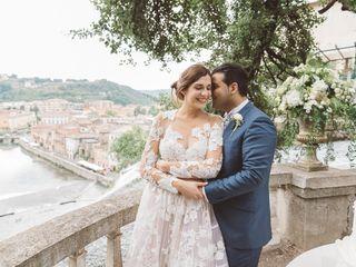 Le nozze di Claudia e Gennaro