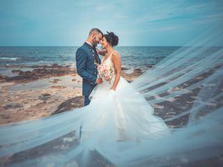 Le nozze di Concetta e Fabio