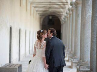 Le nozze di Eleonora Mariani e Lorenzo Campanella Castelvecchi