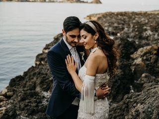 Le nozze di Fausto e Stella