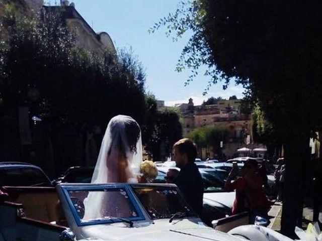 Il matrimonio di Mariella e Achille  a Matera, Matera 6