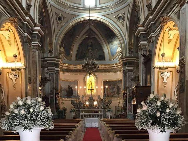 Il matrimonio di Mariella e Achille  a Matera, Matera 7