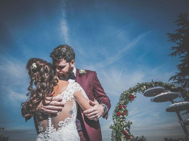le nozze di Federica e Edoardo