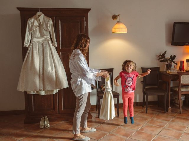 Il matrimonio di Fabrizio e Giulia a Sillavengo, Novara 25