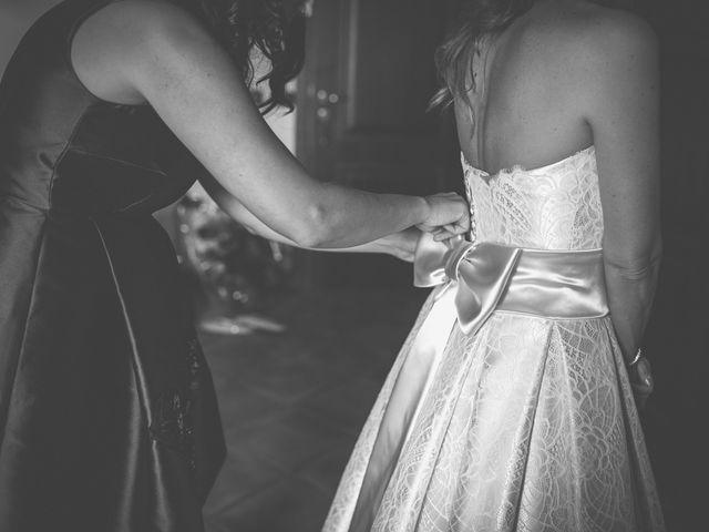 Il matrimonio di Fabrizio e Giulia a Sillavengo, Novara 34