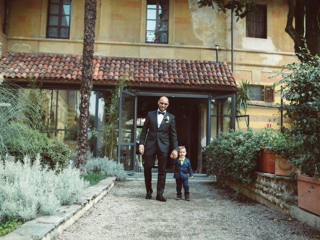 Il matrimonio di Fabrizio e Giulia a Sillavengo, Novara 38