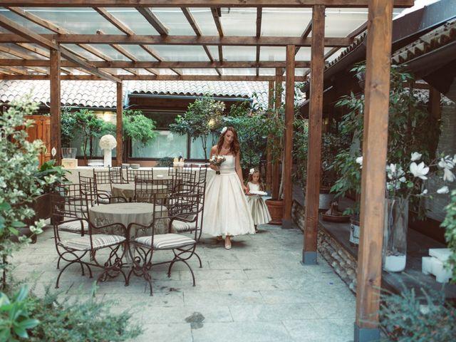 Il matrimonio di Fabrizio e Giulia a Sillavengo, Novara 45