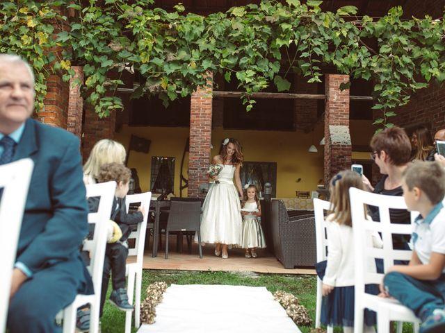 Il matrimonio di Fabrizio e Giulia a Sillavengo, Novara 48