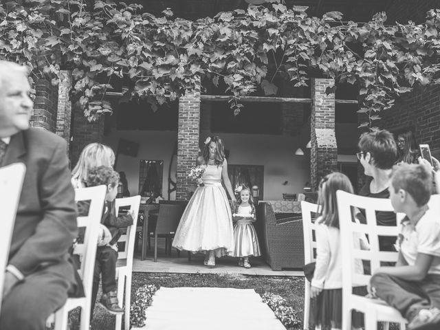Il matrimonio di Fabrizio e Giulia a Sillavengo, Novara 49