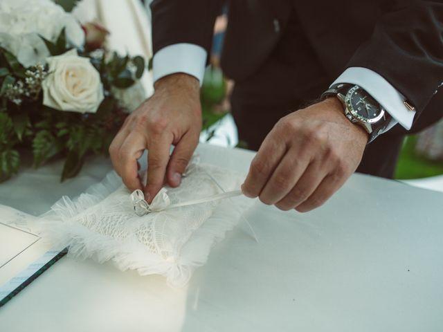 Il matrimonio di Fabrizio e Giulia a Sillavengo, Novara 59