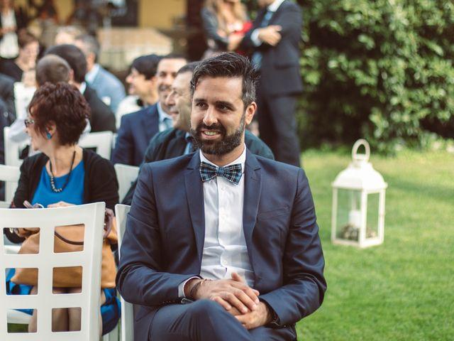 Il matrimonio di Fabrizio e Giulia a Sillavengo, Novara 60