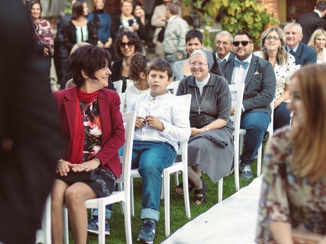 Il matrimonio di Fabrizio e Giulia a Sillavengo, Novara 62