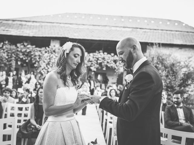Il matrimonio di Fabrizio e Giulia a Sillavengo, Novara 65