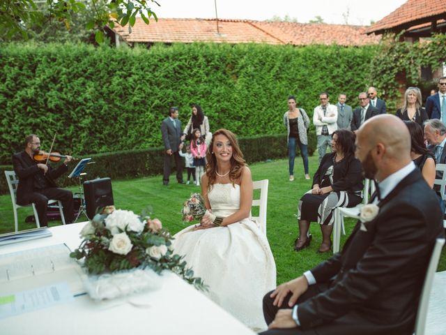 Il matrimonio di Fabrizio e Giulia a Sillavengo, Novara 66