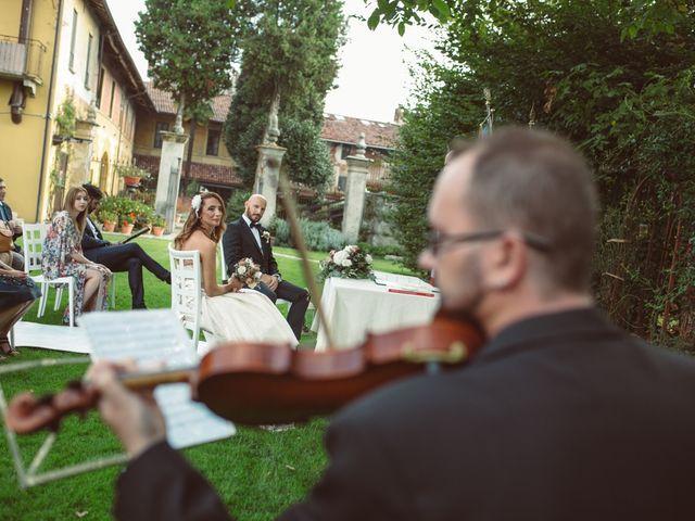 Il matrimonio di Fabrizio e Giulia a Sillavengo, Novara 67