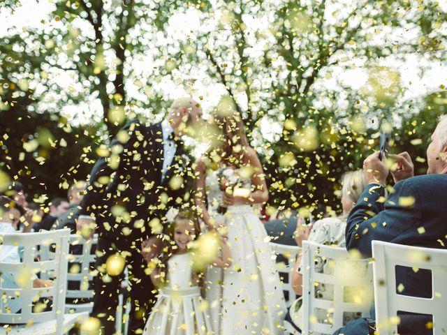 Il matrimonio di Fabrizio e Giulia a Sillavengo, Novara 83