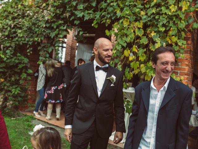 Il matrimonio di Fabrizio e Giulia a Sillavengo, Novara 89