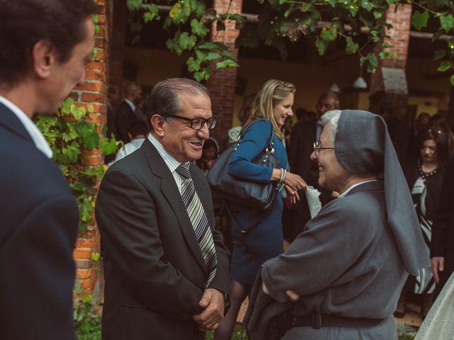 Il matrimonio di Fabrizio e Giulia a Sillavengo, Novara 90