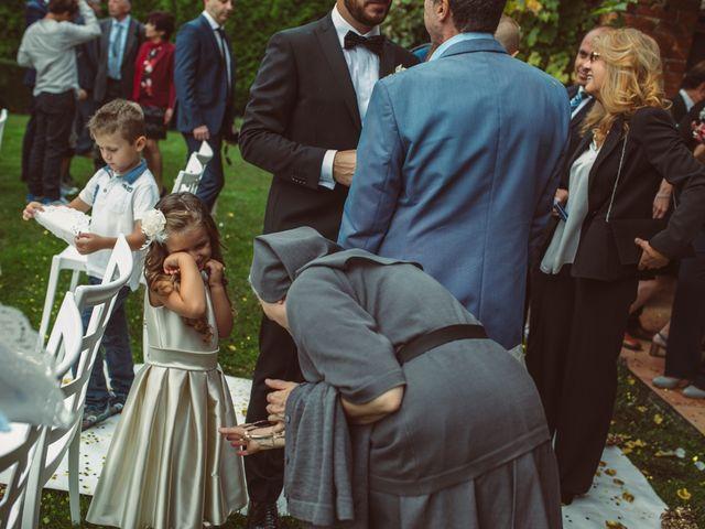 Il matrimonio di Fabrizio e Giulia a Sillavengo, Novara 93
