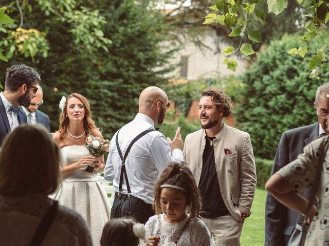 Il matrimonio di Fabrizio e Giulia a Sillavengo, Novara 103