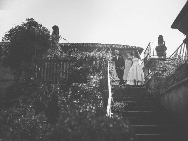 Il matrimonio di Fabrizio e Giulia a Sillavengo, Novara 117