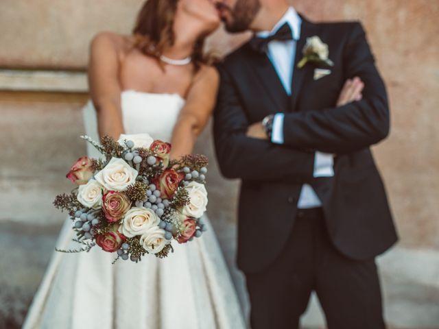 Il matrimonio di Fabrizio e Giulia a Sillavengo, Novara 120
