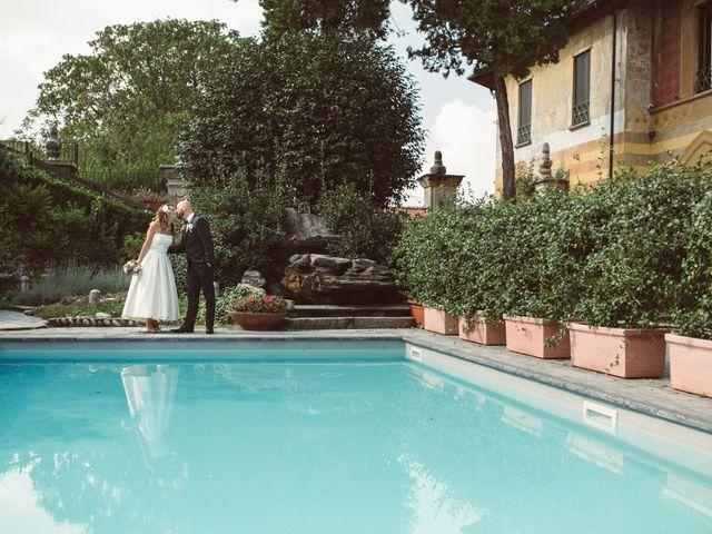 Il matrimonio di Fabrizio e Giulia a Sillavengo, Novara 126