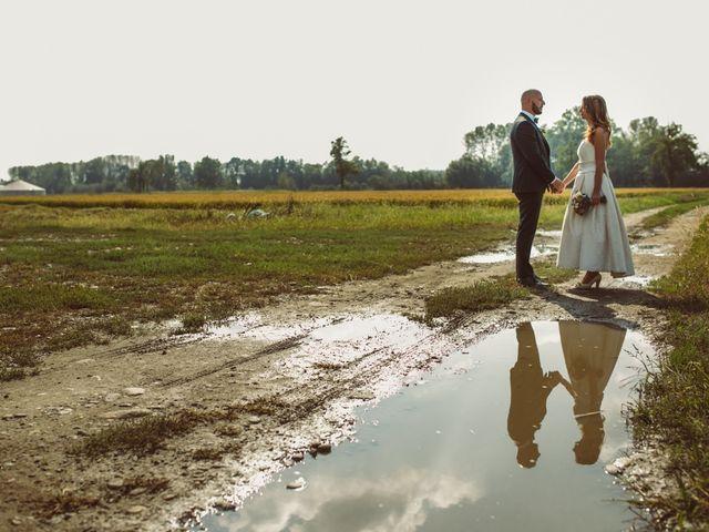 Il matrimonio di Fabrizio e Giulia a Sillavengo, Novara 138
