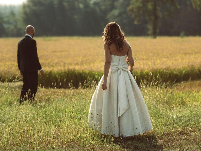 Il matrimonio di Fabrizio e Giulia a Sillavengo, Novara 139