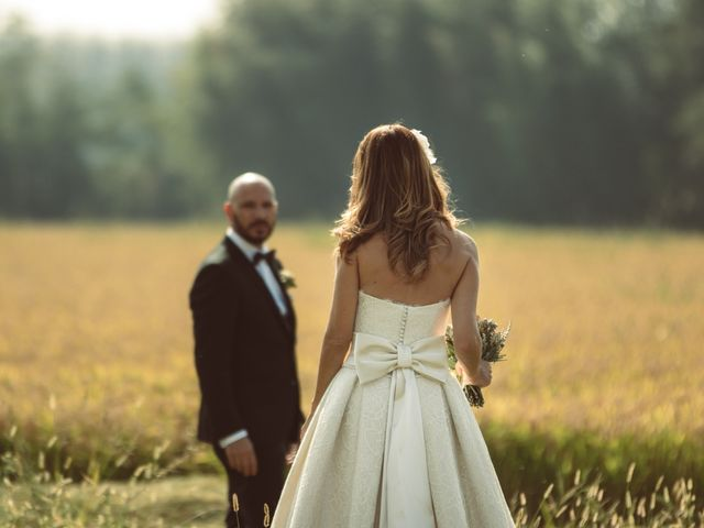 Il matrimonio di Fabrizio e Giulia a Sillavengo, Novara 2