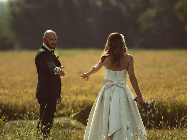 Il matrimonio di Fabrizio e Giulia a Sillavengo, Novara 142