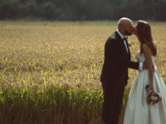 Il matrimonio di Fabrizio e Giulia a Sillavengo, Novara 146