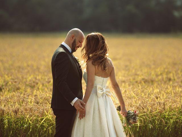 Il matrimonio di Fabrizio e Giulia a Sillavengo, Novara 148