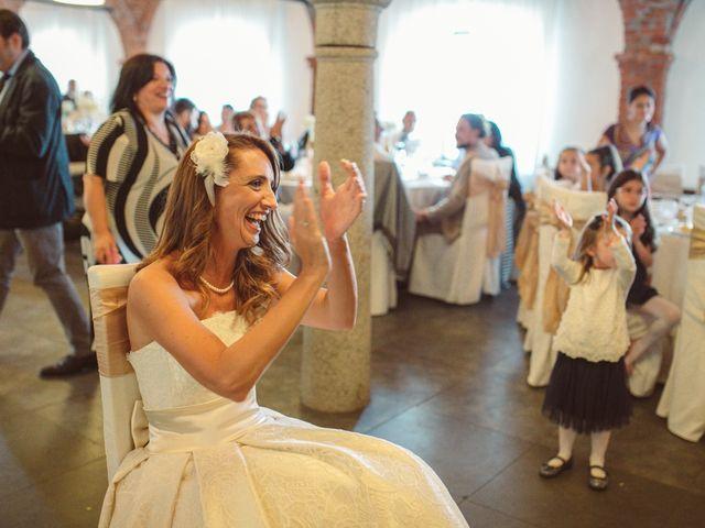 Il matrimonio di Fabrizio e Giulia a Sillavengo, Novara 157