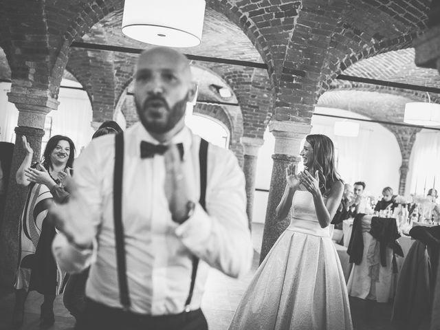 Il matrimonio di Fabrizio e Giulia a Sillavengo, Novara 161