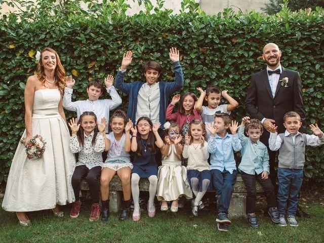 Il matrimonio di Fabrizio e Giulia a Sillavengo, Novara 170