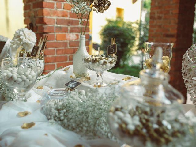 Il matrimonio di Fabrizio e Giulia a Sillavengo, Novara 171