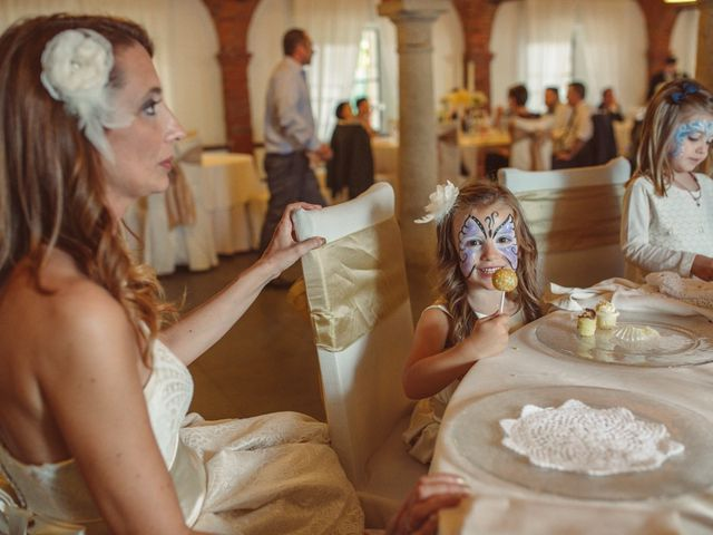 Il matrimonio di Fabrizio e Giulia a Sillavengo, Novara 174