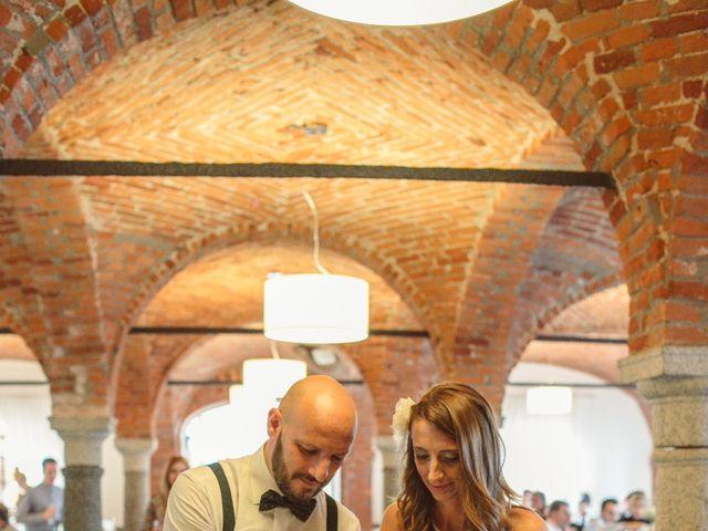 Il matrimonio di Fabrizio e Giulia a Sillavengo, Novara 176