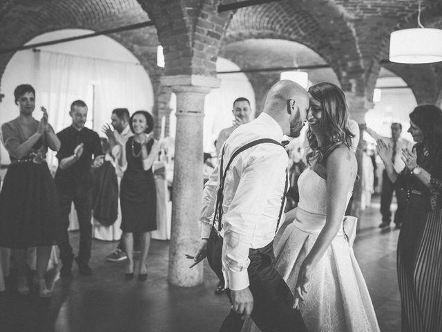 Il matrimonio di Fabrizio e Giulia a Sillavengo, Novara 178