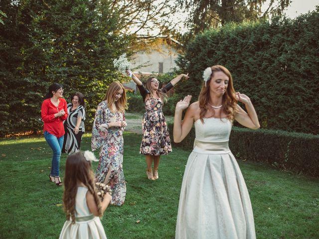 Il matrimonio di Fabrizio e Giulia a Sillavengo, Novara 183