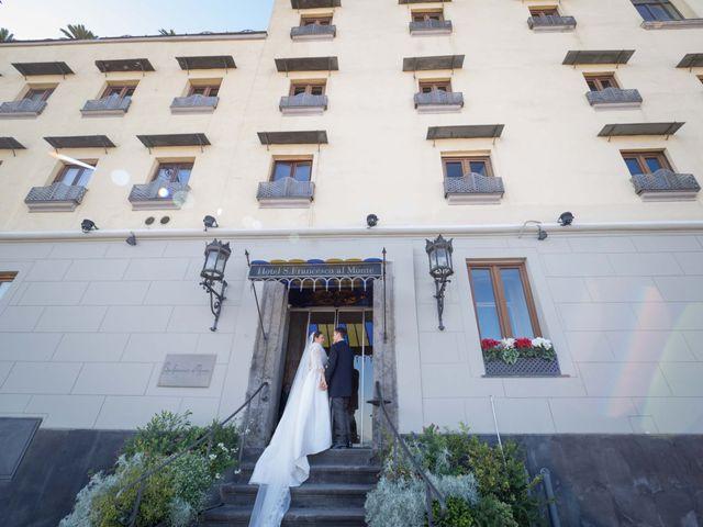 Il matrimonio di Francesco e Gabriella a Napoli, Napoli 25