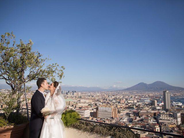 Il matrimonio di Francesco e Gabriella a Napoli, Napoli 31