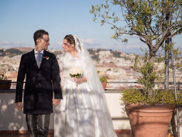 Il matrimonio di Francesco e Gabriella a Napoli, Napoli 32